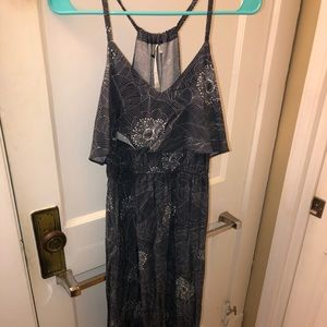 Lauren Conrad maxi dress